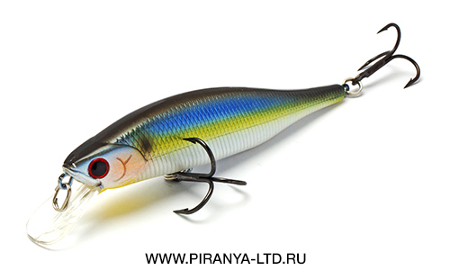 183 Pearl Threadfin Shad LUCKY CRAFT Lightning Pointer 98XR